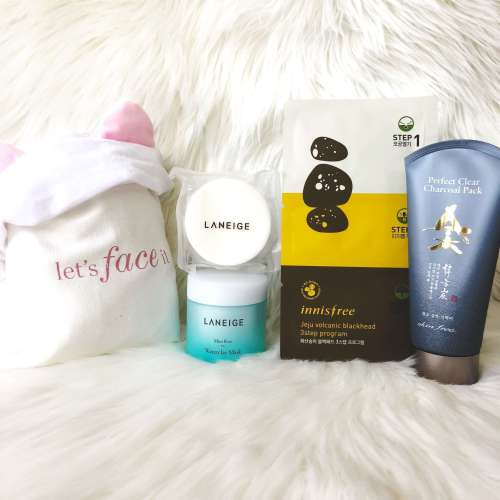 korean beauty Pore Care