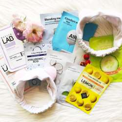 Korean Beauty Sheet Masks Tony Moly Etude House Innisfree