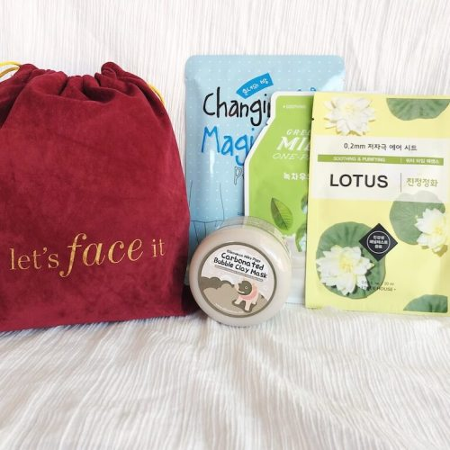 Korean Beauty Home Spa Gift