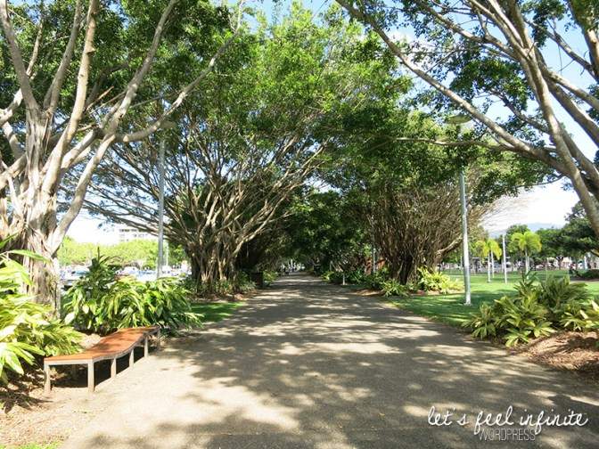 Cairns' Promenade