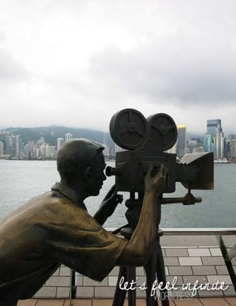 Tsim Sha Tsui - L'avenue des Stars