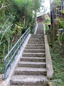Guning Kawi - Escaliers 2