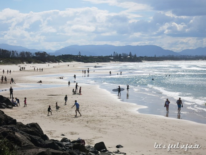 Byron Bay - Beach