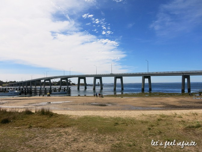 Phillip Island - the bridge