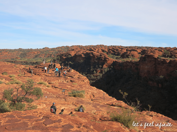 Red Center - King's Canyon 3