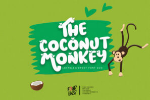 Coconut Monkey