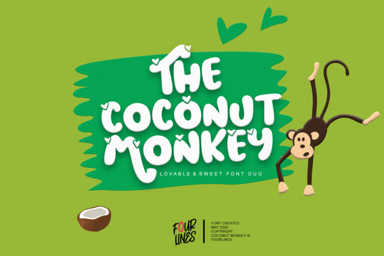 Preview image of Coconut Monkey