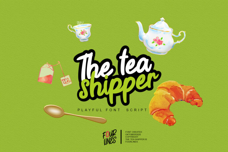Preview image of The Tea Shipper