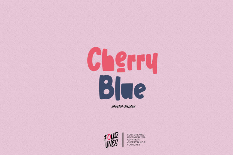 Preview image of Cherry Blue
