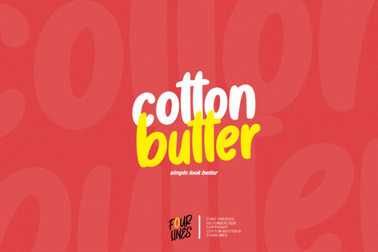 Preview image of Cotton Butter