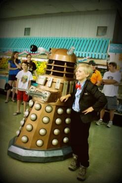 Eleven and Daleka