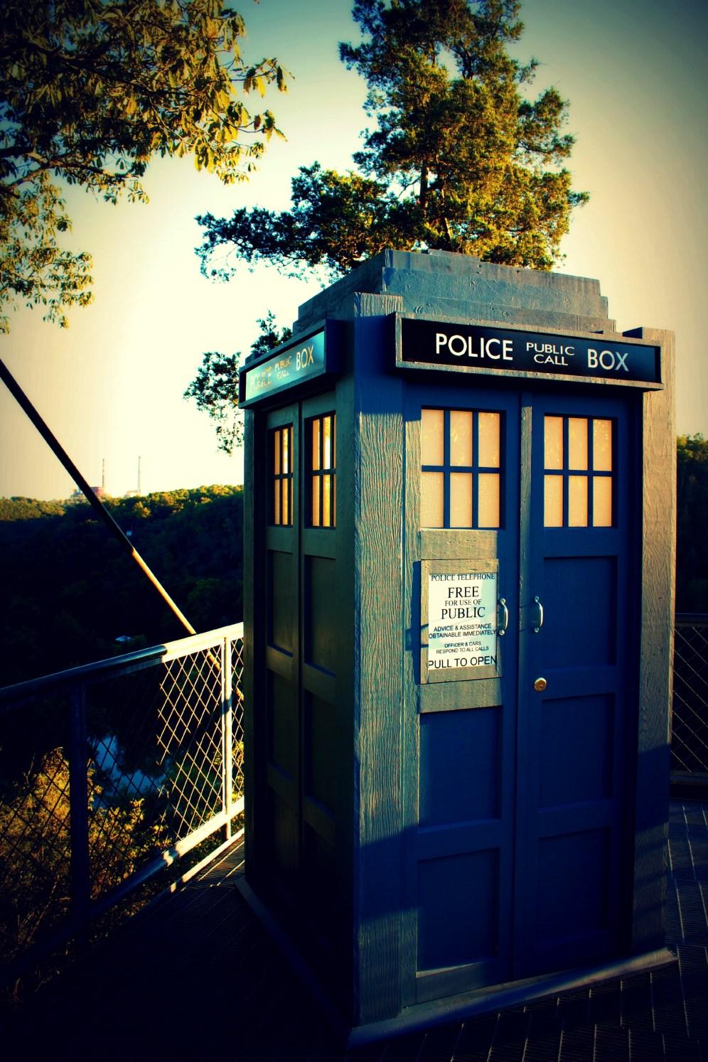 TARDIS HB 22a