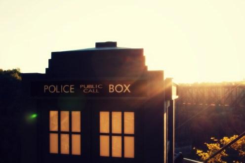 TARDIS HB 23a