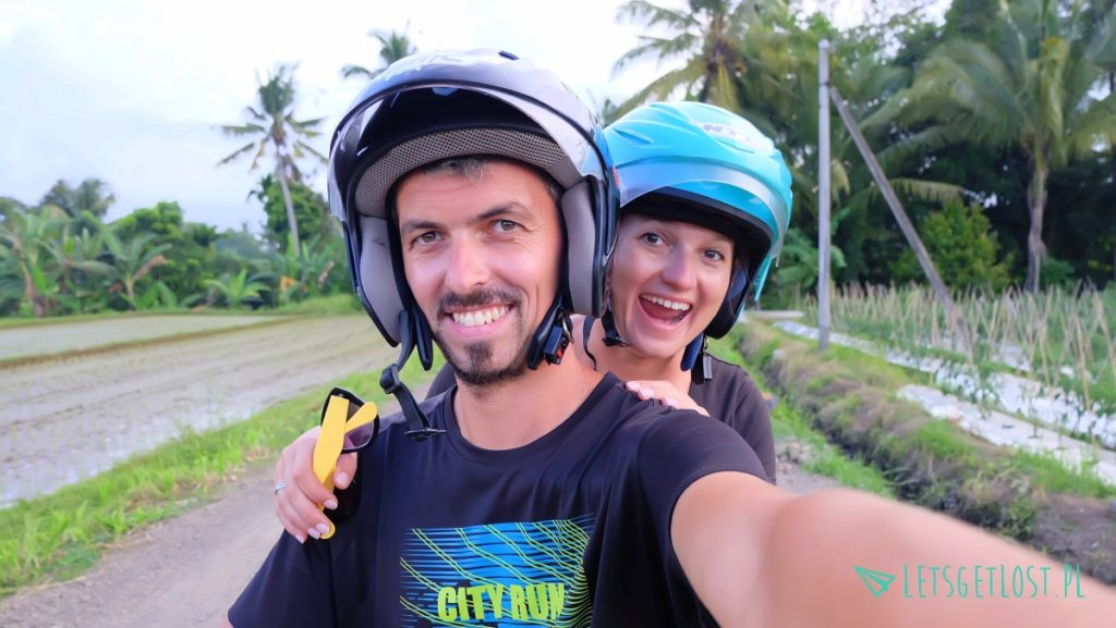 Indonezja na skuterze
