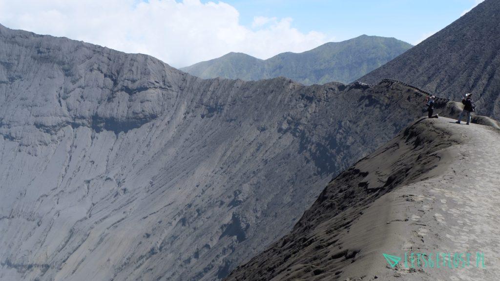 Krater wulkanu Bromo 2