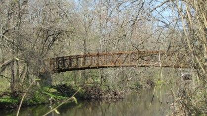 The Rotary Bridge, Green Ribbon Trail, Ambler
