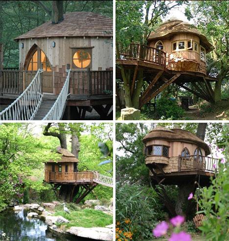 Tree Houses  Lets Get Visual Visual