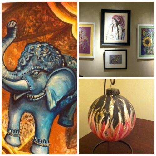 Aetna Employee Art Show-- 2014