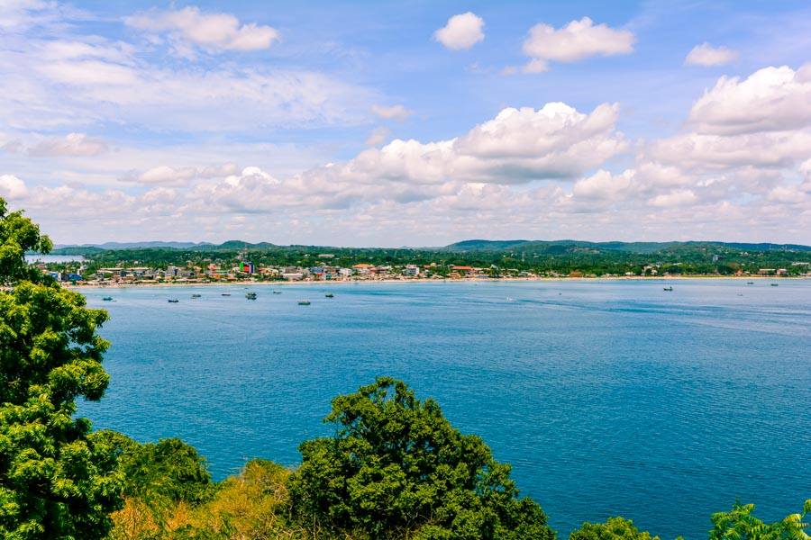 View Town Trincomalee