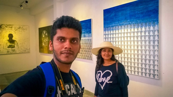 Galle Fort ART Gallery