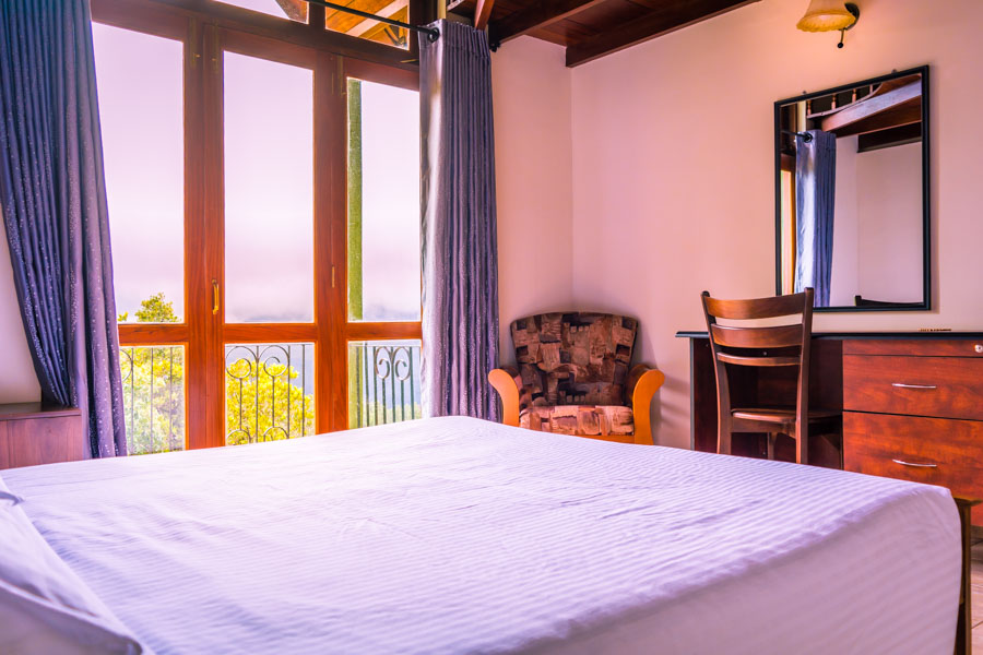 Dumbanagala Chalet Room