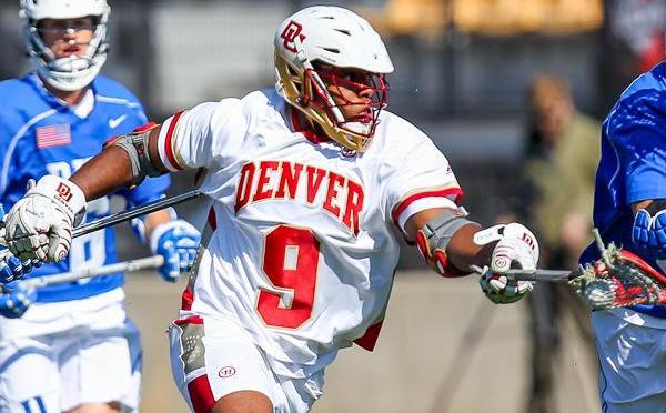 Denver Lacrosse Tops Duke 14-12 in Cobb County Classic