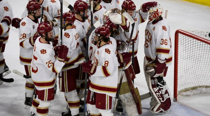 Denver Clinches Frozen Faceoff Berth in Double Overtime Thriller