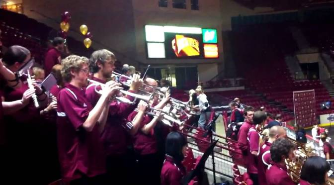 Puck Swami Presents: 100 Years of the DU Fight Song