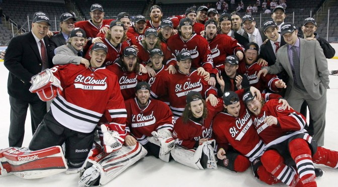 Frozen Faceoff Team Profile: St. Cloud State Huskies