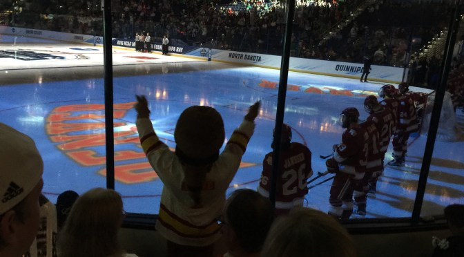 Puck Swami: A Pioneer Fan in Tampa