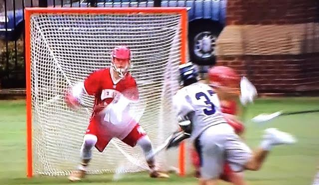 Denver Lax Crushes Georgetown 17-4