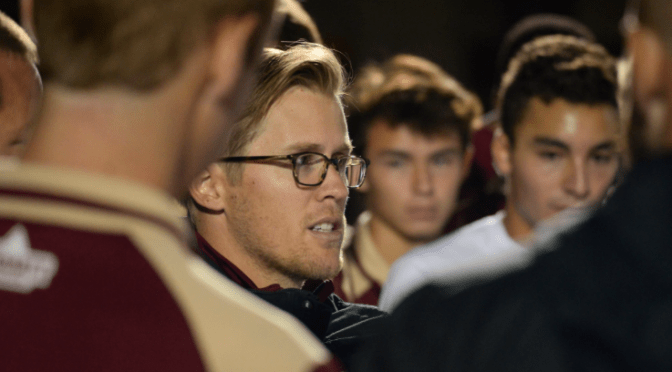 Catching Up With DU Men's Soccer Head Coach Jamie Franks
