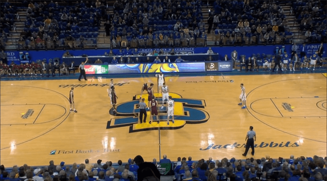 Denver Dominated by South Dakota State, Lose 88-64