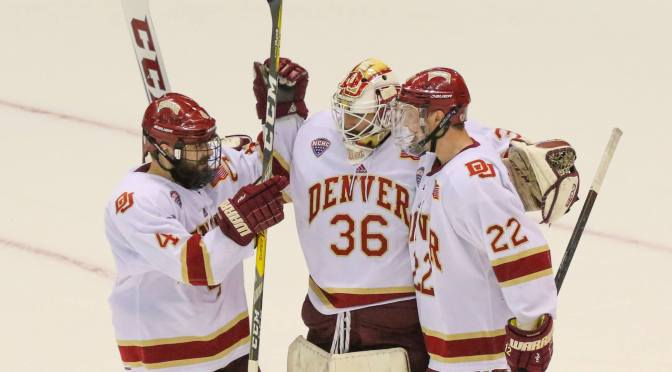 Denver and Notre Dame taking lacrosse rivalry to the Frozen Four