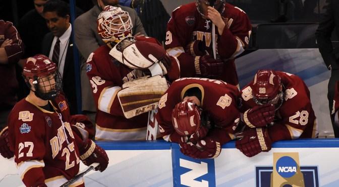 Heartbreak fueling Denver's push for National Championship