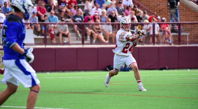 Back to Mass.: Full Circle for DU's sole New Englander Connor Donahue
