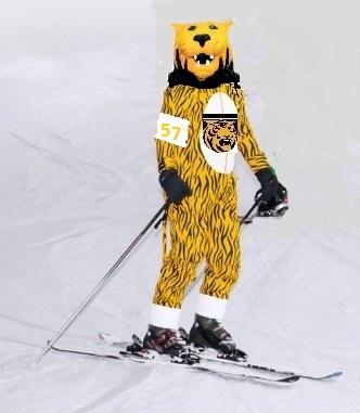 Colorado College Mascot 3