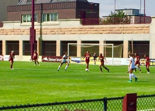 Pioneer women's soccer faces critical match against in-state rival