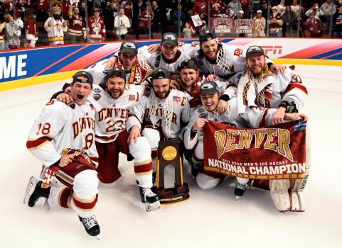Denver Hockey Series Preview:  Lake Superior State University