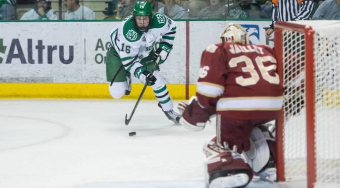 Denver Hockey Series Preview:  University of North Dakota