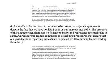 Boone Collusion Graphic