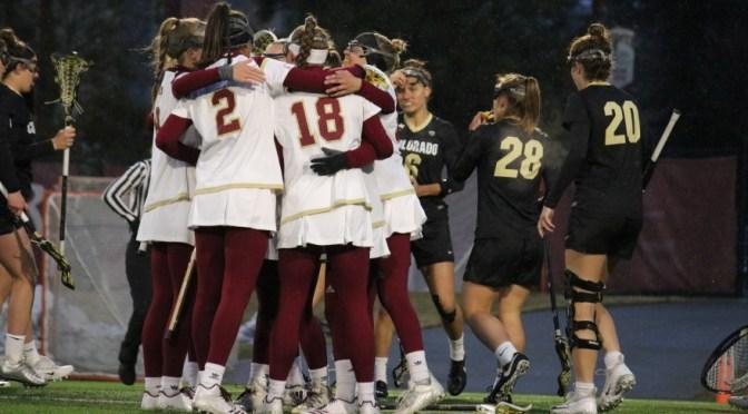 Denver Women's Lacrosse Goes Dancing