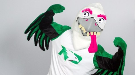 North Dakota Mascot 4