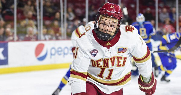 Denver Hockey Game #4 Thread: Denver vs. Alaska Fairbanks