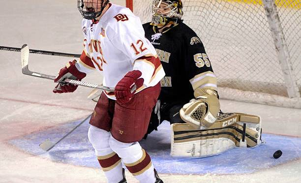 Denver Hockey Game #5 Thread: Denver vs. Western Michigan