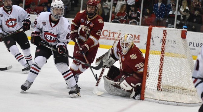 Denver Hockey Game #7 Thread: Denver vs. St. Cloud State