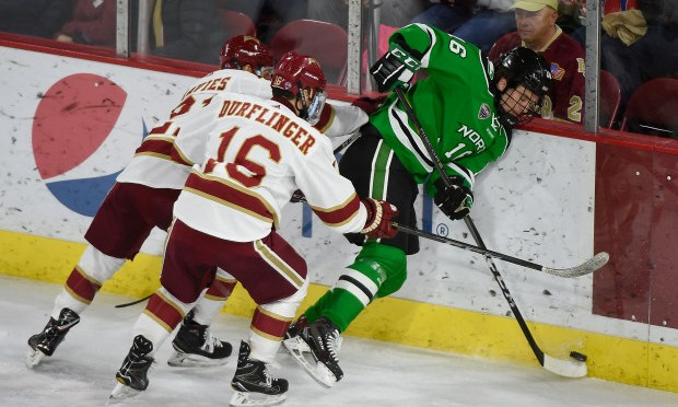 Denver Hockey Game #14 Thread: Denver at North Dakota