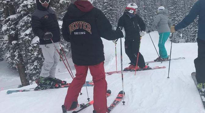 A Day with the Denver Ski Team