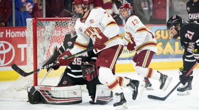 Pioneers' third line providing energetic chemistry & much-needed secondary scoring