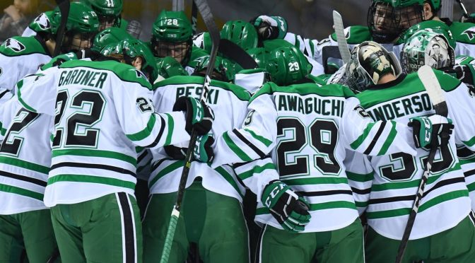 Denver Hockey Series Preview: North Dakota